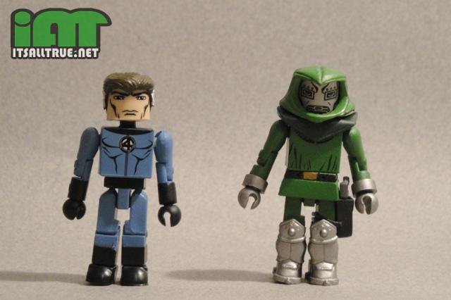 Marvel Minimates Secret Wars Dr Doom