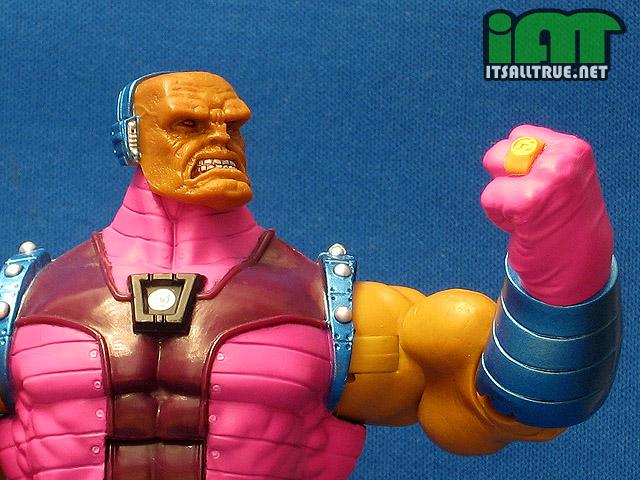 Mattel DC Universe Classics Arkillo Sinestro Corps Left Leg Piece BAF CNC
