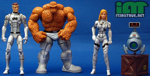 Marvel Universe Fantas...