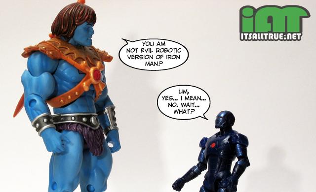 Marvel IRON MAN 2 Classic Iron Monger AF IM2 15