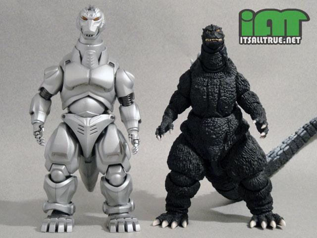 Godzilla Vs Mechagodzilla 2 Toys Mechagodzilla 2 was born Godzilla Vs Mechagodzilla 2 Toys
