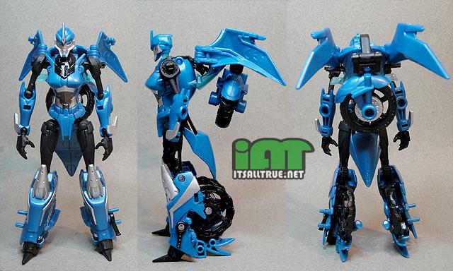 Transformers Prime Arcee Sexy Prime's take on arcee.