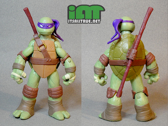 Teenage mutant ninja turtles nickelodeon donatello toy - photo#6