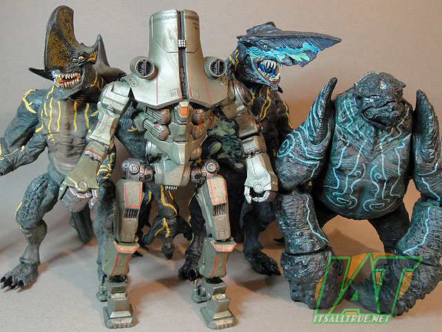 Cherno is full of tiny  Pacific Rim Cherno Alpha Toy