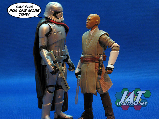 Force Friday Star Wars Captain Phasma 3 34 Figure Review It