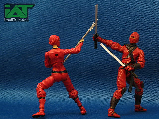 2012 SDCC G.I KIM ARASHIKAGE JOE JINX RED FIGURE HASBRO SOLD OUT RARE JINX